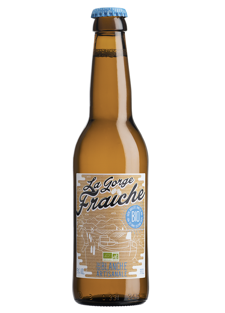 Beer Blanche organic