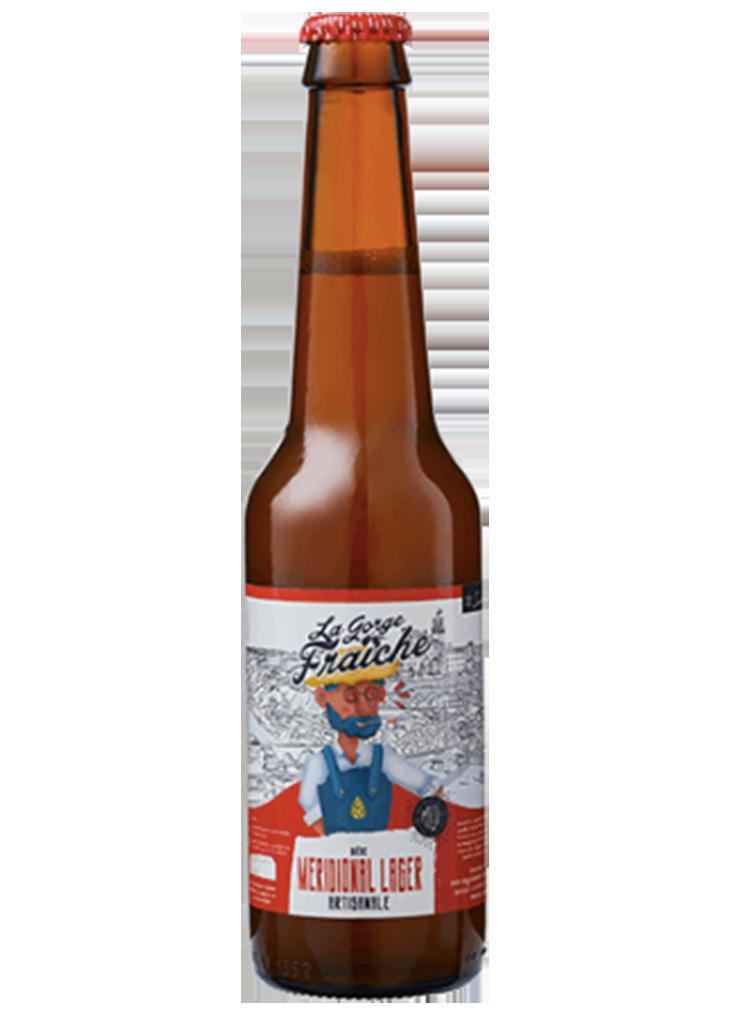 Beer Mériodional Lager organic