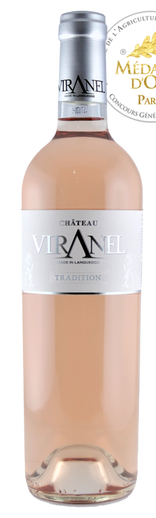 Tradition rosé (AOP Saint-Chinian)