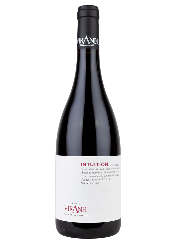Intuition Red (AOP Saint-Chinian)