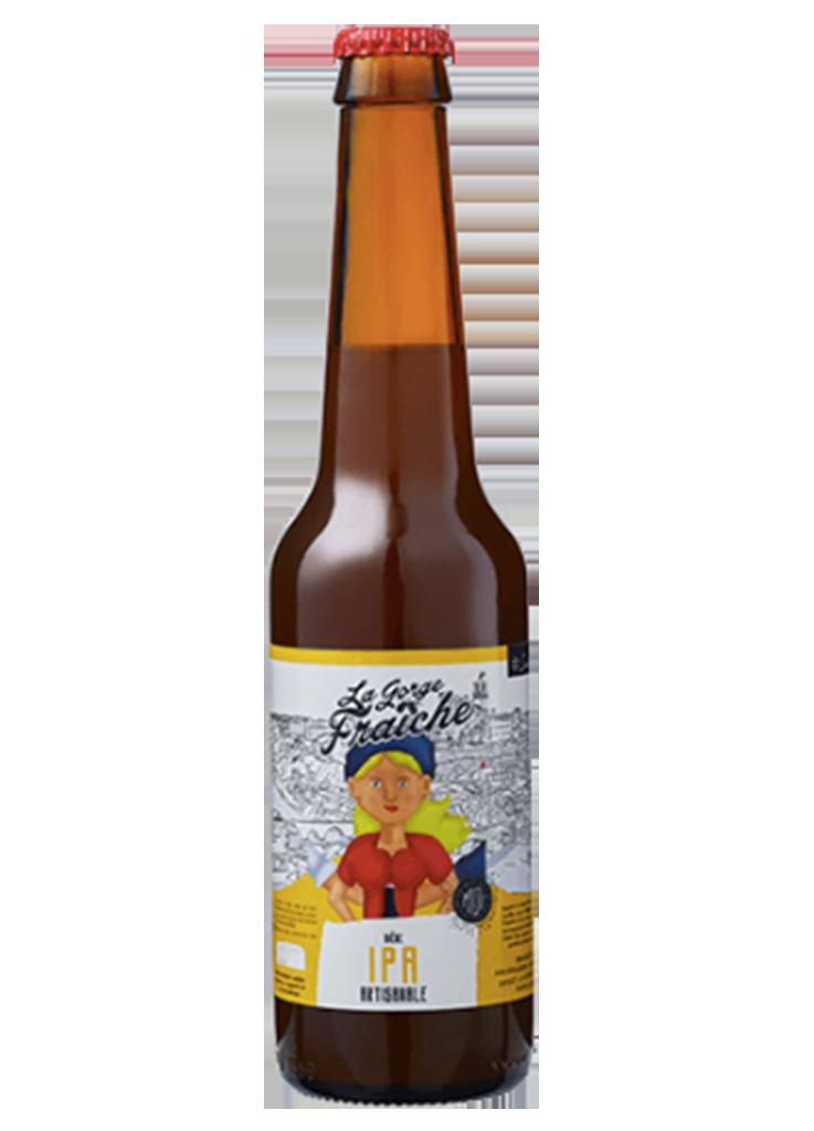 Beer IPA organic
