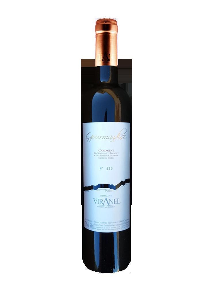 Gourmandise (Vin de liqueur / Cartagène)